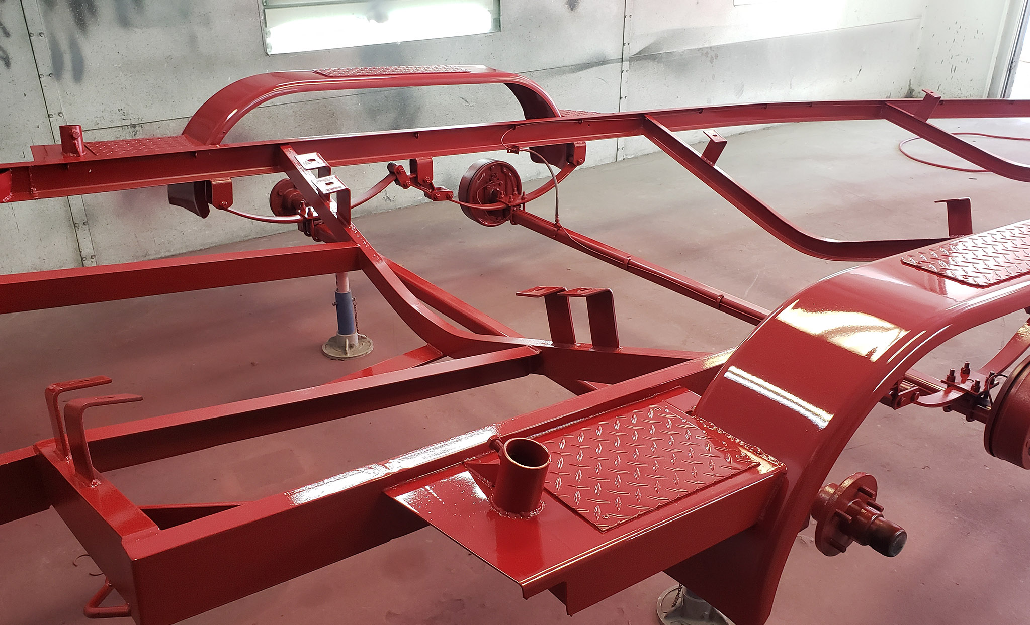 Automotive Powder Coating Sacramento