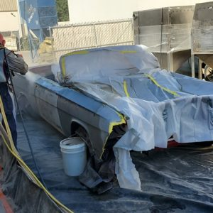 abrasive blasting automobiles sacramento california
